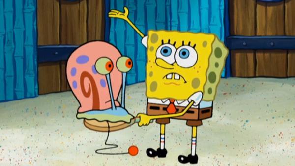 "SpongeBob SquarePants: ""Have You Seen This Snail?"""