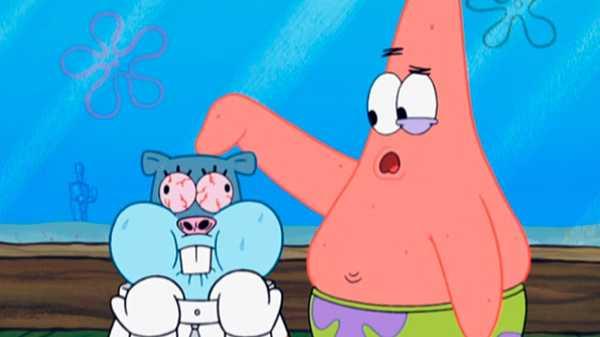 """SpongeBob SquarePants: """"Bubble Troubles/The Way of the Sponge"""""""