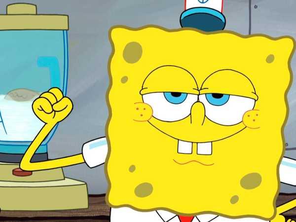 "SpongeBob SquarePants: ""License to Milkshake/Squid Baby"""