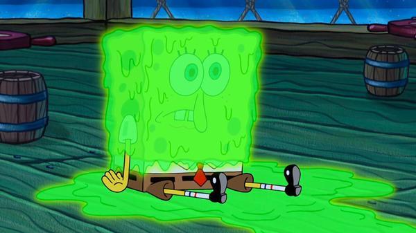 """SpongeBob SquarePants: """"Don't Look Now/Séance Schméance"""""""