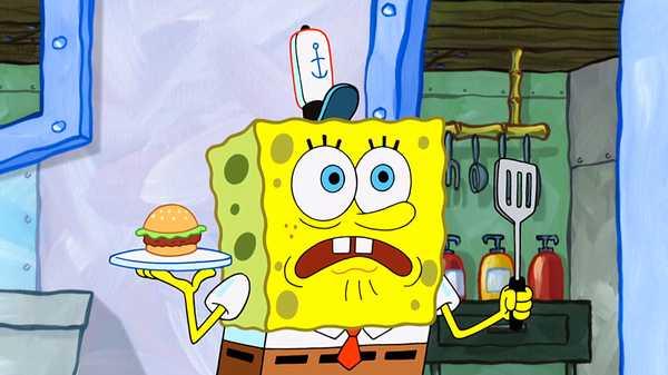 "SpongeBob SquarePants: ""SpongeBob, You're Fired!"""