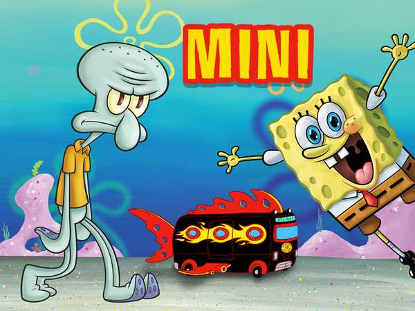 "SpongeBob SquarePants: ""Are We There Yet"""