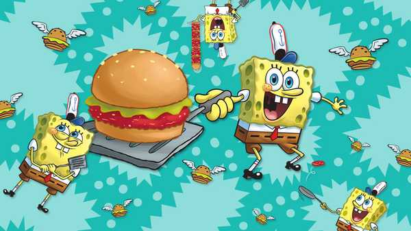 Spongebob Squarepants: Spongebob's Greatest Krabby Patty Moments of All Time!