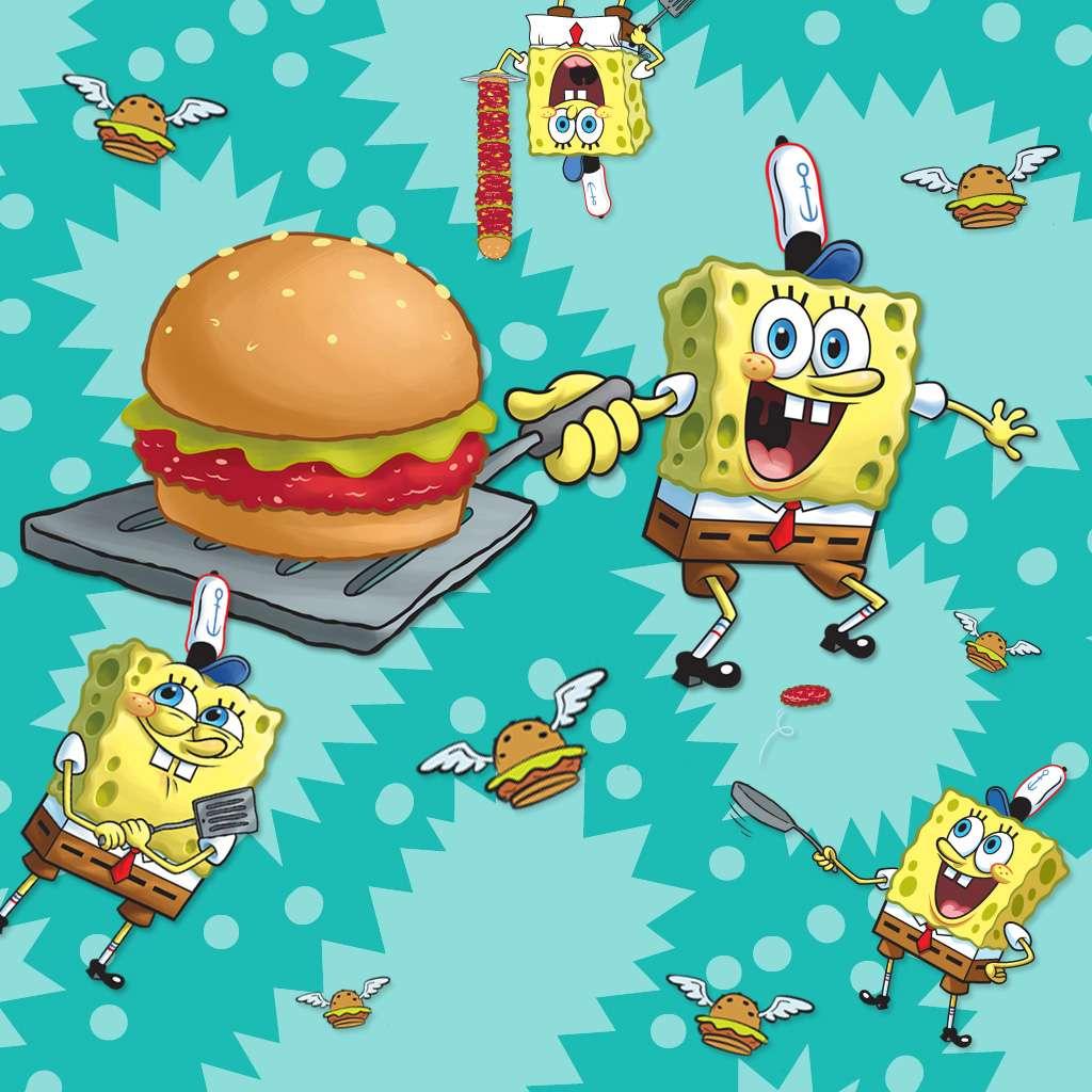 Spongebob Squarepants: Spongebob's Greatest Krabby Patty Moments of All Time!