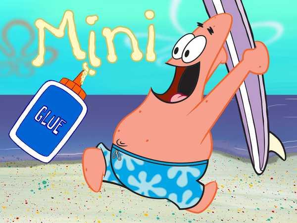 "Spongebob Squarepants Mini: ""Separation Anxiety"""