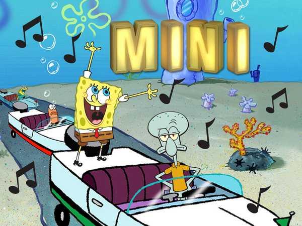 SpongeBob Squarepants: Traffic Jam
