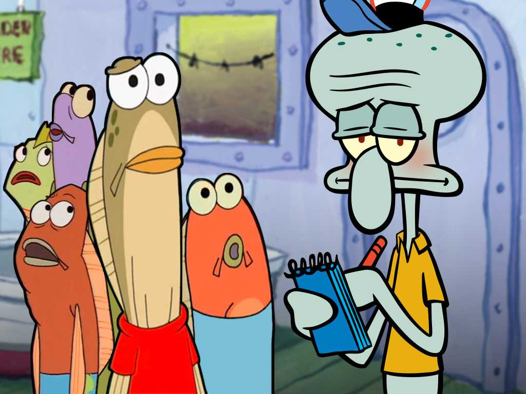 embarrassed spongebob - photo #10