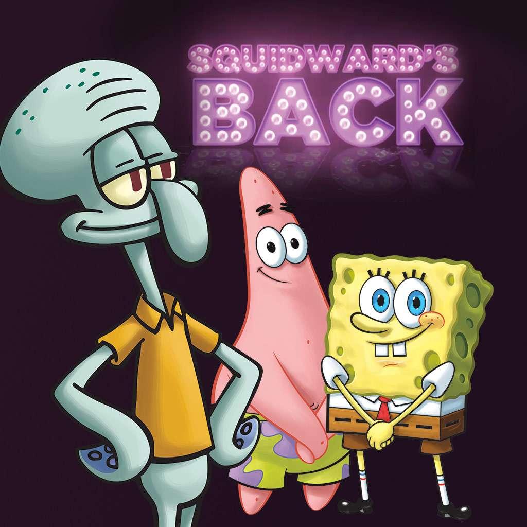 "SpongeBob SquarePants: ""Squidward's Back!"""