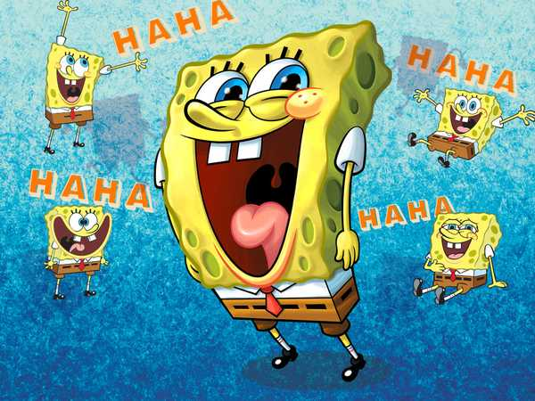 Spongebob's Greatest Laughs of All Time!