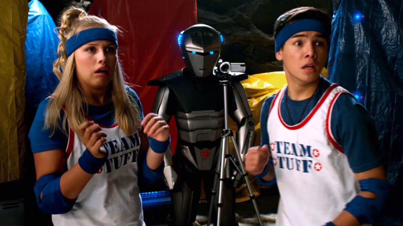 Supah Ninjas: 