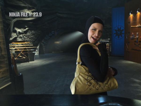 Supah Secret Ninja Files: Ninja Lipstick