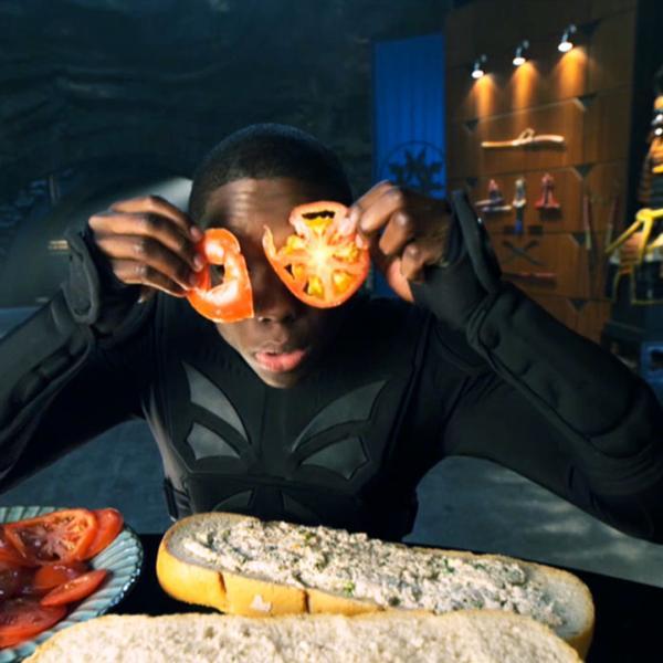 Supah Secret Ninja Files: Secret Sandwich!