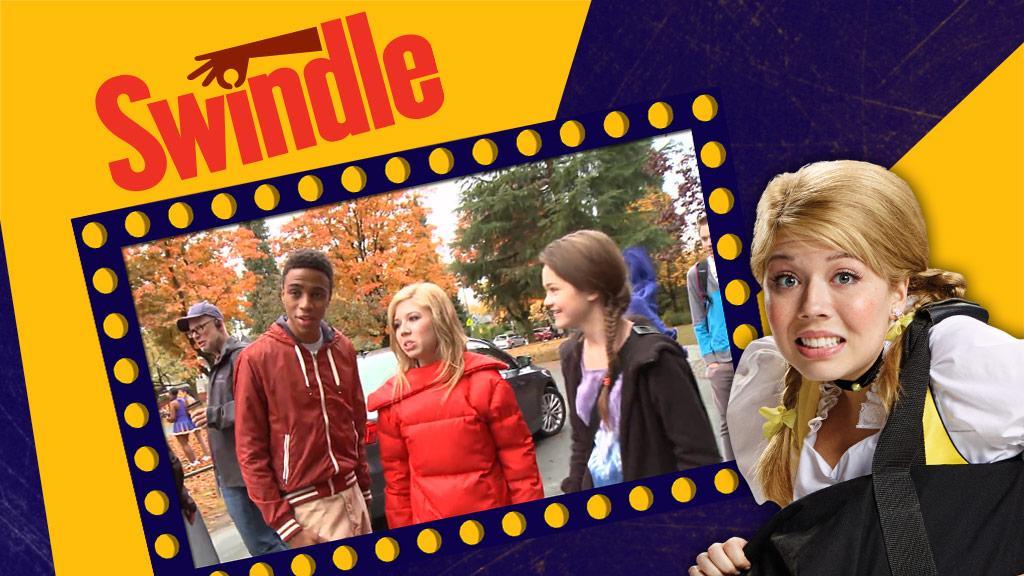 Swindle Movie Cast Swindle Jennette Cast Intro 16