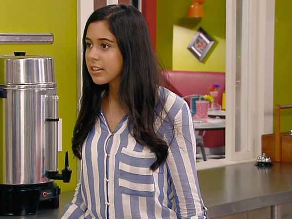 "Talia in the Kitchen: ""Chef Julie"""