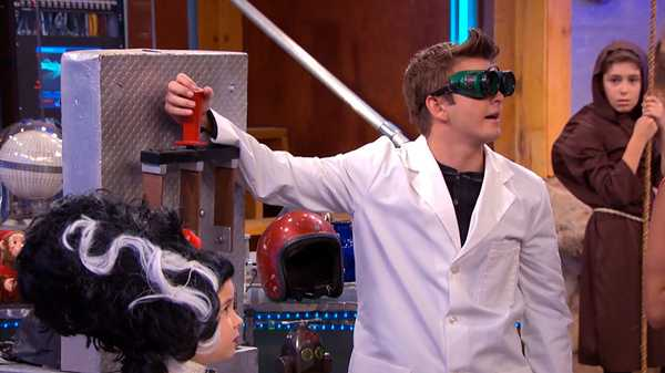 """The Thundermans: """"Weekend Guest"""""""