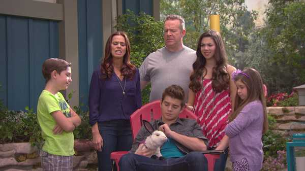 "The Thundermans: ""Crime After Crime"""