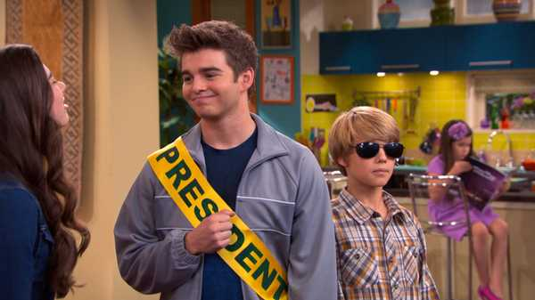 "The Thundermans: ""You Stole My Thunder, Man"""
