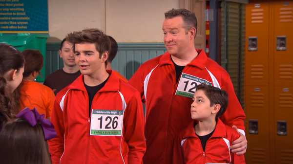 "The Thundermans: ""Up, Up, and Vacay!"""