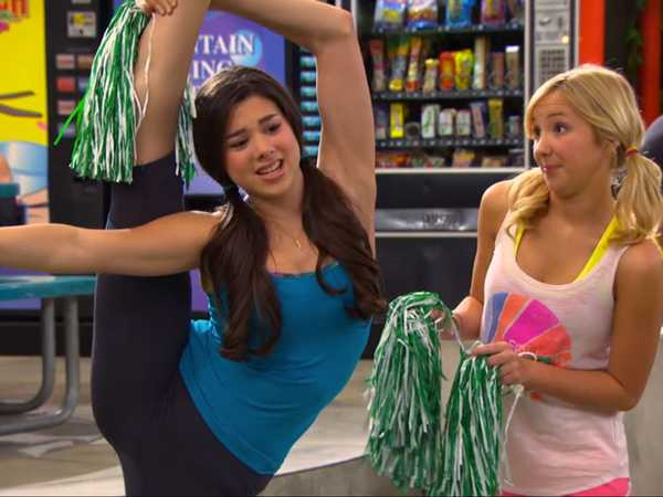 "The Thundermans: Cheer and Present Danger: ""Tryouts"""