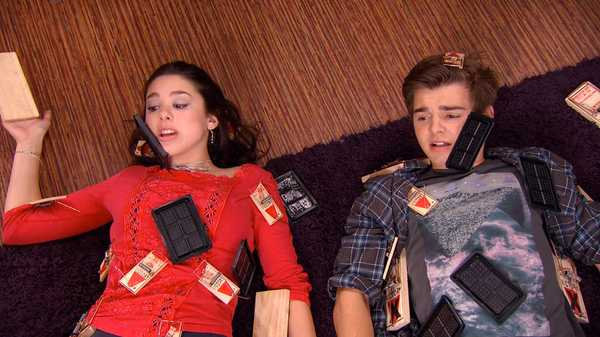 "The Thundermans: ""The Amazing Rat Race"""