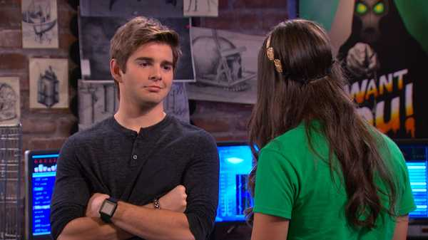"""The Thundermans: """"Floral Support"""""""