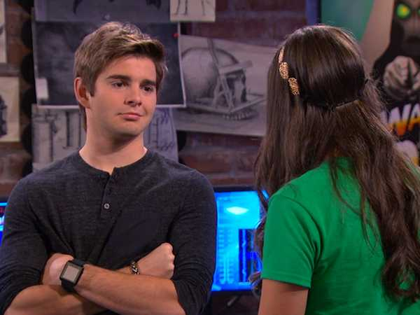 "The Thundermans: ""Floral Support"""