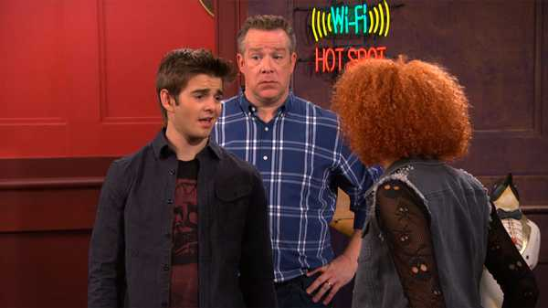 "The Thundermans: ""Stealing Home"""