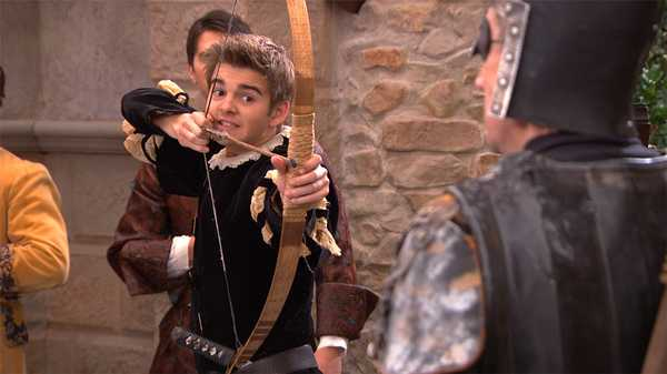 "The Thundermans: ""Robin Hood: Prince of Pheebs"""