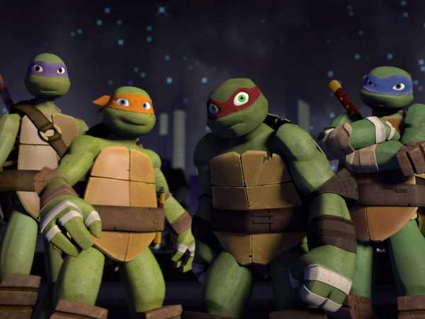 "Teenage Mutant Ninja Turtles: ""Turtles in Time"""