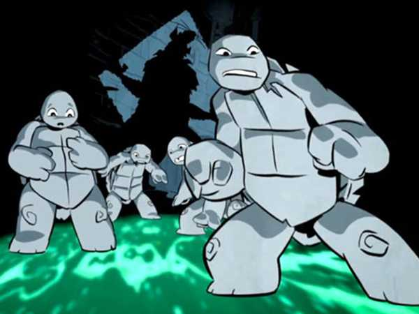 "Teenage Mutant Ninja Turtles: ""Rise of the Turtles Part 1"""