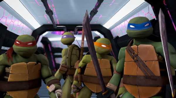 "Teenage Mutant Ninja Turtles: ""Rise of the Turtles Part 2"""