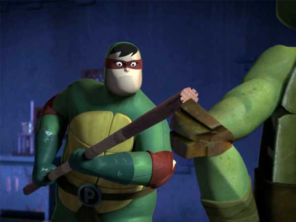 "Teenage Mutant Ninja Turtles: ""The Pulverizer"""