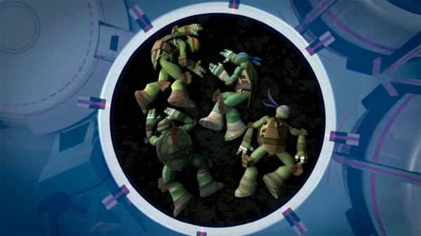 "Teenage Mutant Ninja Turtles: ""TCRI"""