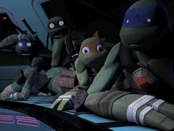 Teenage Mutant Ninja Turtles Episodes, - 18.2KB