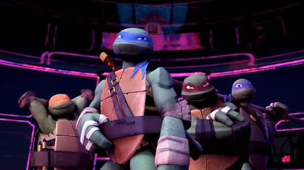 """Teenage Mutant Ninja Turtles: """"The Mutation Situation"""""""