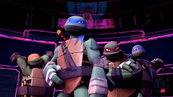 "Teenage Mutant Ninja Turtles: ""The Mutation Situation"""