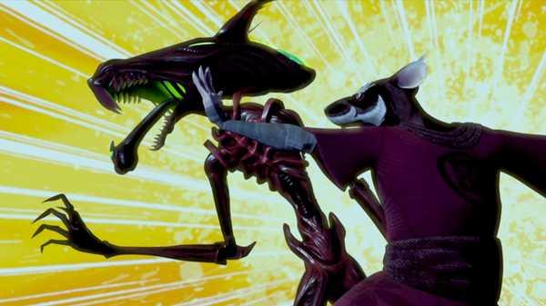 "Teenage Mutant Ninja Turtles: ""Invasion of the Squirrelanoids"""