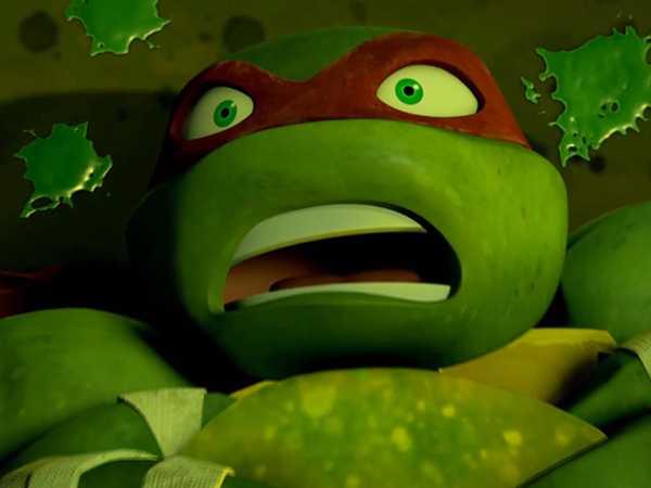 """Teenage Mutant Ninja Turtles: """"Mutagen Man Unleashed"""""""
