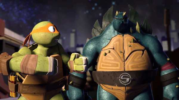 "Teenage Mutant Ninja Turtles: ""Slash and Destroy"""