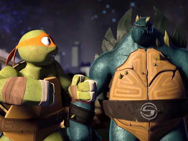 """Teenage Mutant Ninja Turtles: """"Slash and Destroy"""""""