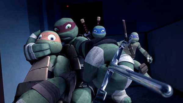 "Teenage Mutant Ninja Turtles: ""The Kraang Conspiracy"""