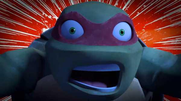 """Teenage Mutant Ninja Turtles: """"Fungus Humungous"""""""