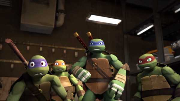 "Teenage Mutant Ninja Turtles: ""Metalhead Rewired"""
