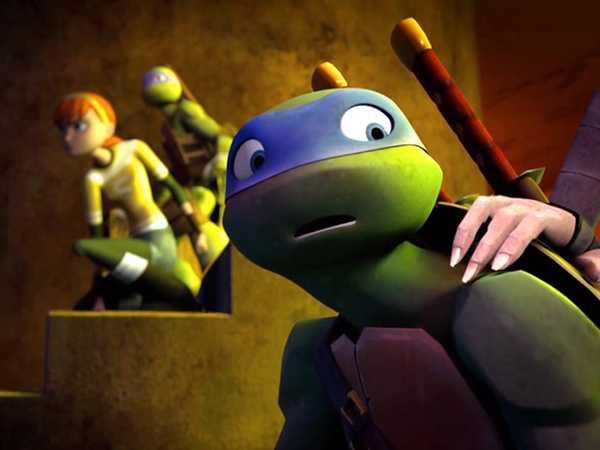 "Teenage Mutant Ninja Turtles: ""Of Rats and Men"""