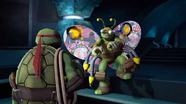 "Teenage Mutant Ninja Turtles: ""The Lonely Mutation of Baxter Stockman"""