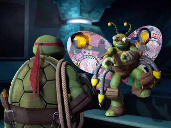 "Teenage Mutant Ninja Turtles: ""The Lonely Mutation of Baxter Stockman"""