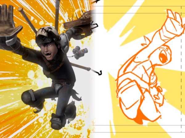 "Teenage Mutant Ninja Turtles: ""The Making of Meet Mondo Gecko"""