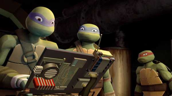 "Teenage Mutant Ninja Turtles: ""Newtralized!"""
