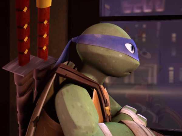 "Teenage Mutant Ninja Turtles: The Wrath of Tiger Claw: ""Karai Troubles"""