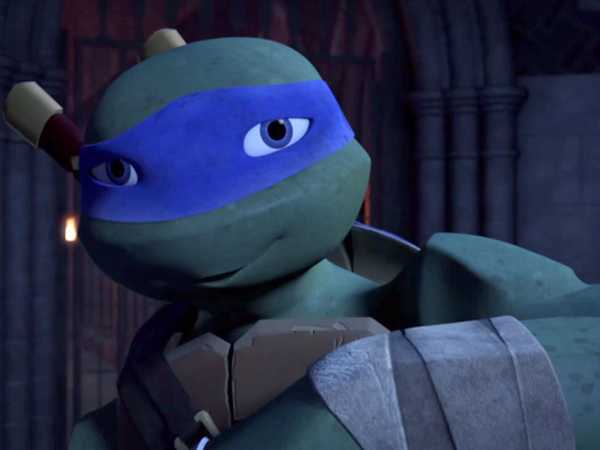 """Teenage Mutant Ninja Turtles: Vengeance is Mine: """"Distracting Shredder"""""""